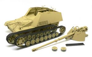 8.8cm対戦車自走砲ナスホルン 基本塗装