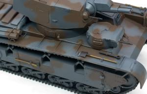 OVMと機関銃の塗装