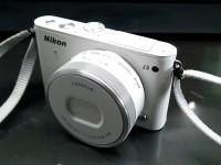 Nikon1の新しいレンズ