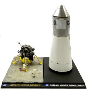 アポロ11号月着陸船 1/70 タミヤ