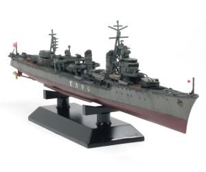 駆逐艦島風 最終時 ストリーキング