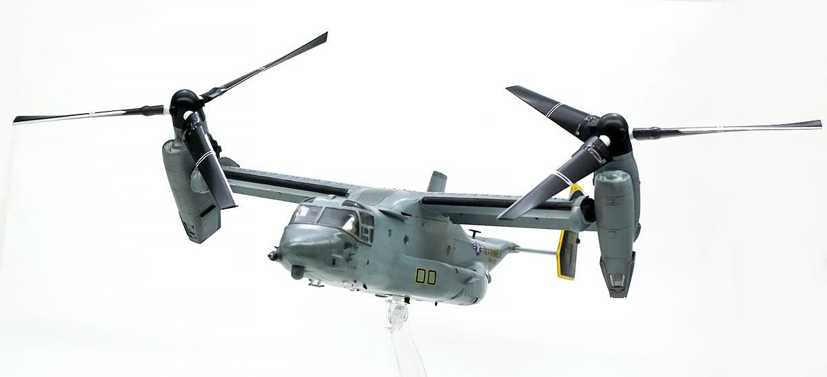 アメリカ海兵隊・MV-22Bオスプレイ 1/72 ハセガワ