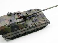 ドイツ連邦・パンツァーハウビッツェ2000 1/35 モンモデル