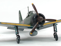 零式艦上戦闘機22型 1/72 ファインモールド
