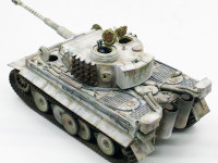 ドイツ・ティーガー1初期生産型・ヴィットマンの指揮戦車