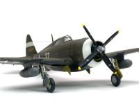 リパブリック・P-47Dサンダーボルト レイザーバック 1/72 ハセガワ