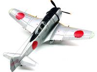 日本陸軍・二式単座戦闘機 キ44鍾馗2型 1/72 ハセガワ