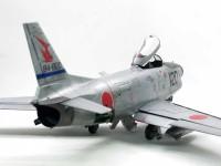 ノースアメリカン・F-86Dセイバードッグ 1/32 キティホーク