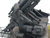 ドイツ・12.8cmFlak40 2連装高射砲 1/35 タコム