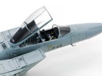 航空自衛隊・主力戦闘機F-15Jイーグル 1/72 プラッツ