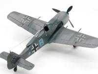 フォッケウルフ・Fw190A-8 1/72 エデュアルド