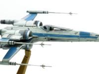 インコム・T-70 Xウイングファイター レジスタンス仕様 1/72 バンダイ