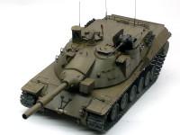 西ドイツ主力戦車・KPz.70 1/35 ドラゴン