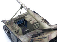 ドイツ・8.8cmPak43ヴァッフェントレーガー 1/35 トランペッター