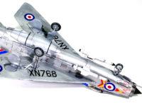 EE・ライトニング F.2 1/72 ソード