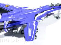 マクロスフロンティア・VF-25Gメサイア ガリア4ライブ 1/72 ハセガワ