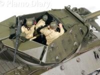 アメリカ・M10駆逐戦車 中期型 1/35 タミヤ