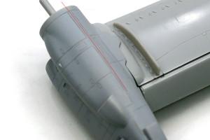 MV-22Bオスプレイ エンジンナセル