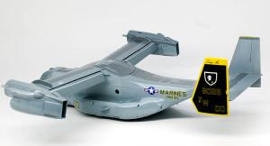 MV-22Bオスプレイ デカール貼り