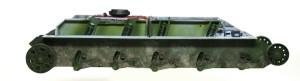 T-34/76 第112工場 車体の汚し