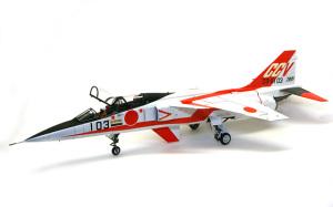 航空自衛隊・三菱T2-CCV 1/48 ハセガワ