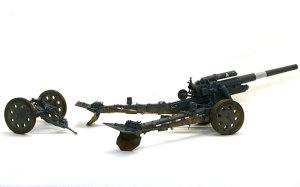 ドイツ・15cm重野戦榴弾砲sFH18 1/35 ドラゴン