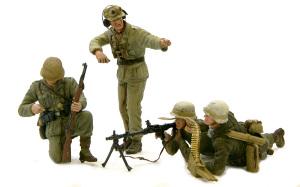 ドイツ・アフリカ軍団歩兵 エル・アラメイン 1/35 ドラゴン