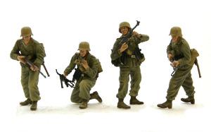 ドイツ・降下猟兵第3連隊 1/35 ドラゴン