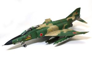 航空自衛隊・RF-4Eファントム2 第510飛行隊 1/48 ハセガワ