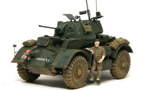 イギリス装甲車・スタッグハウンドMk.1 1/35 タミヤ(イタレリ)