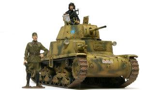 イタリア中戦車・M13/40カーロ・アルマート 1/35 タミヤ