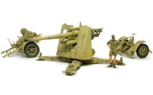 ドイツ・8.8cm対空砲Flak18 1/35 AFVクラブ