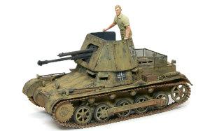 ドイツ・1号対戦車自走砲4.7cmPak(t) 1/35  ドラゴン
