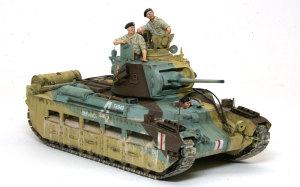 イギリス・歩兵戦車マチルダMk.3/4 1/35 タミヤ