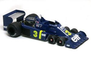 タイレルP34 1976年日本GP 1/20 タミヤ