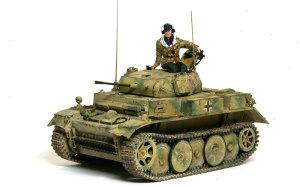 ドイツ・2号戦車L型ルクス 1/35 ICM