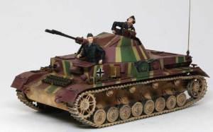 ドイツ・4号対空戦車クーゲルブリッツ 1/35 サイバーホビー