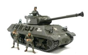 アメリカ・M36ジャクソン駆逐戦車 1/35 タミヤ