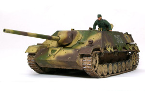 ドイツ・4号駆逐戦車L/70(V)ラング 1/35 サイバーホビー
