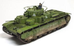ソビエト重戦車・T-35 1/35 ICM