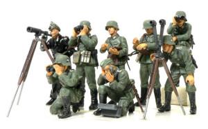 ドイツ・指揮官セット 装備品、アクセサリーの製作