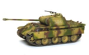 ドイツ・5号戦車パンターA後期型 1/72 ドラゴン