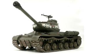 ソビエト重戦車・スターリン2 1/35 イタレリ(ズベズダ)