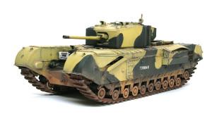 イギリス・歩兵戦車チャーチルMk.3 1/35 AFVクラブ