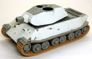 試作重戦車VK.45.02(P)V ツィンメリット・コーティング