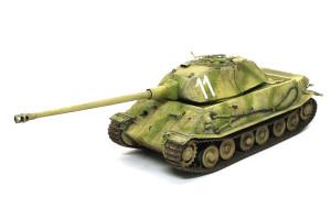 ドイツ・試作重戦車VK.45.02(P)V 1/35 サイバーホビー