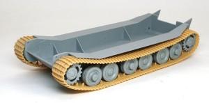 試作重戦車VK.45.02(P)H 足まわりの組立て