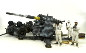 88mm砲Flak36 1/35 ドラゴン