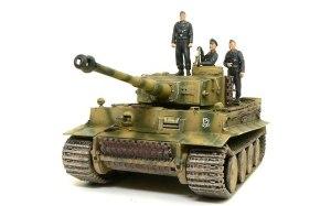 ドイツ重戦車・タイガー1初期生産型 1/48 タミヤ