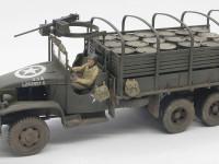 アメリカ・2.5t6×6カーゴトラック 1/35 タミヤ